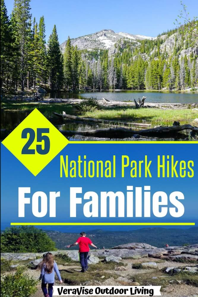 National Park Hikes For Families