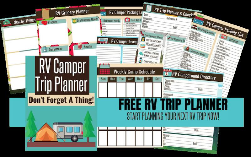 Free RV Trip Planner