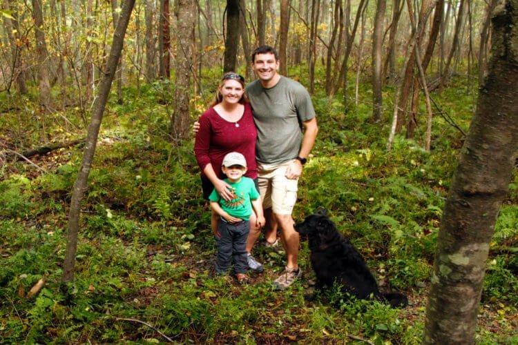 Shenandoah National Park Virginia