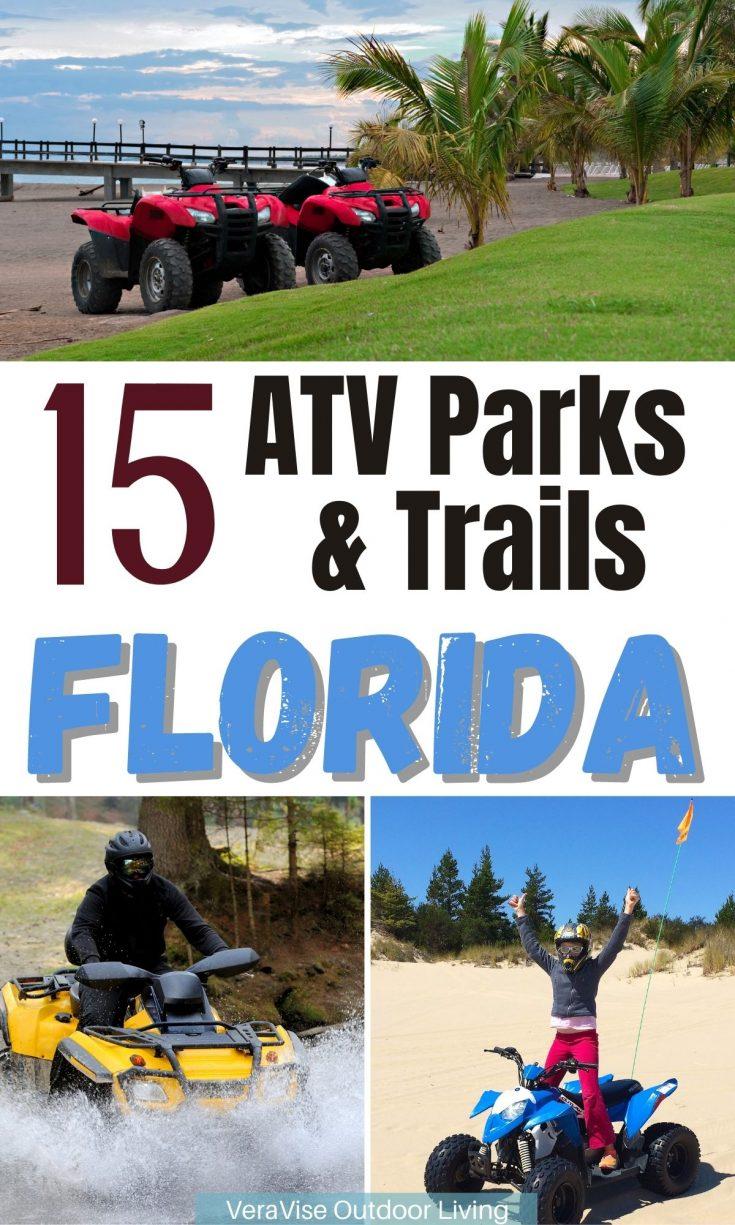 15 Florida ATV parks & Trails