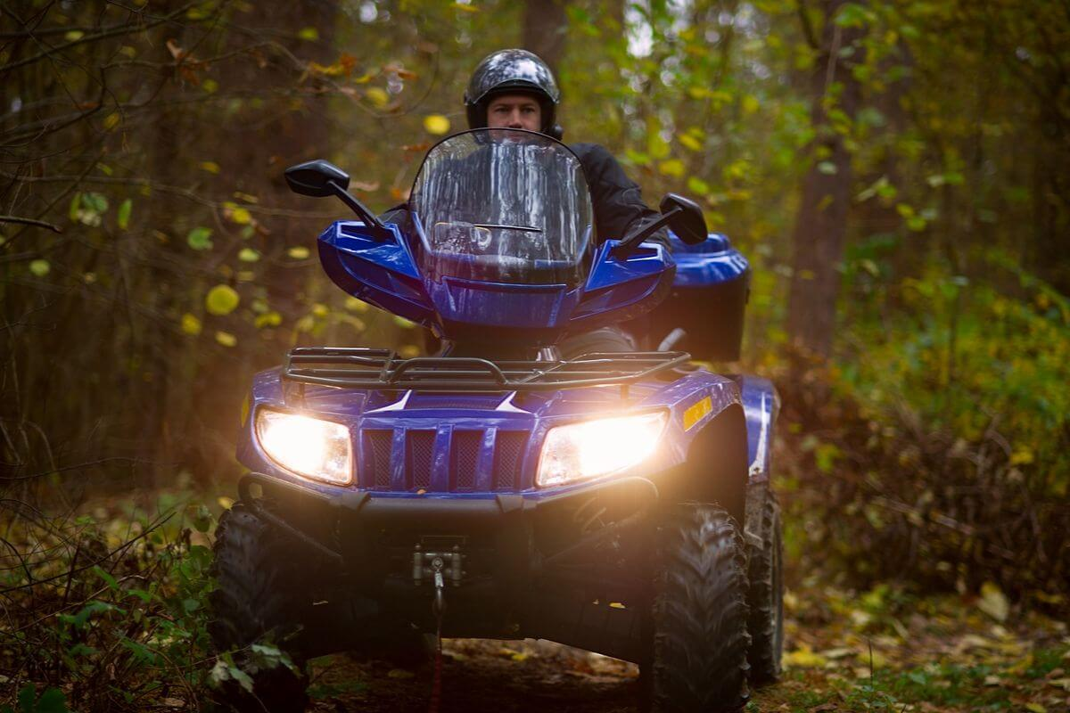 Brimstone Recreation ATV trail guide