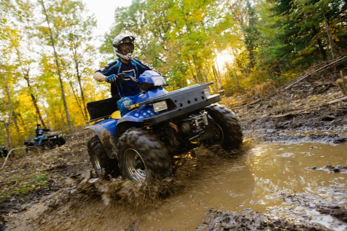 Florida Atv Parks Trails There S More To Florida Than Just The Beach