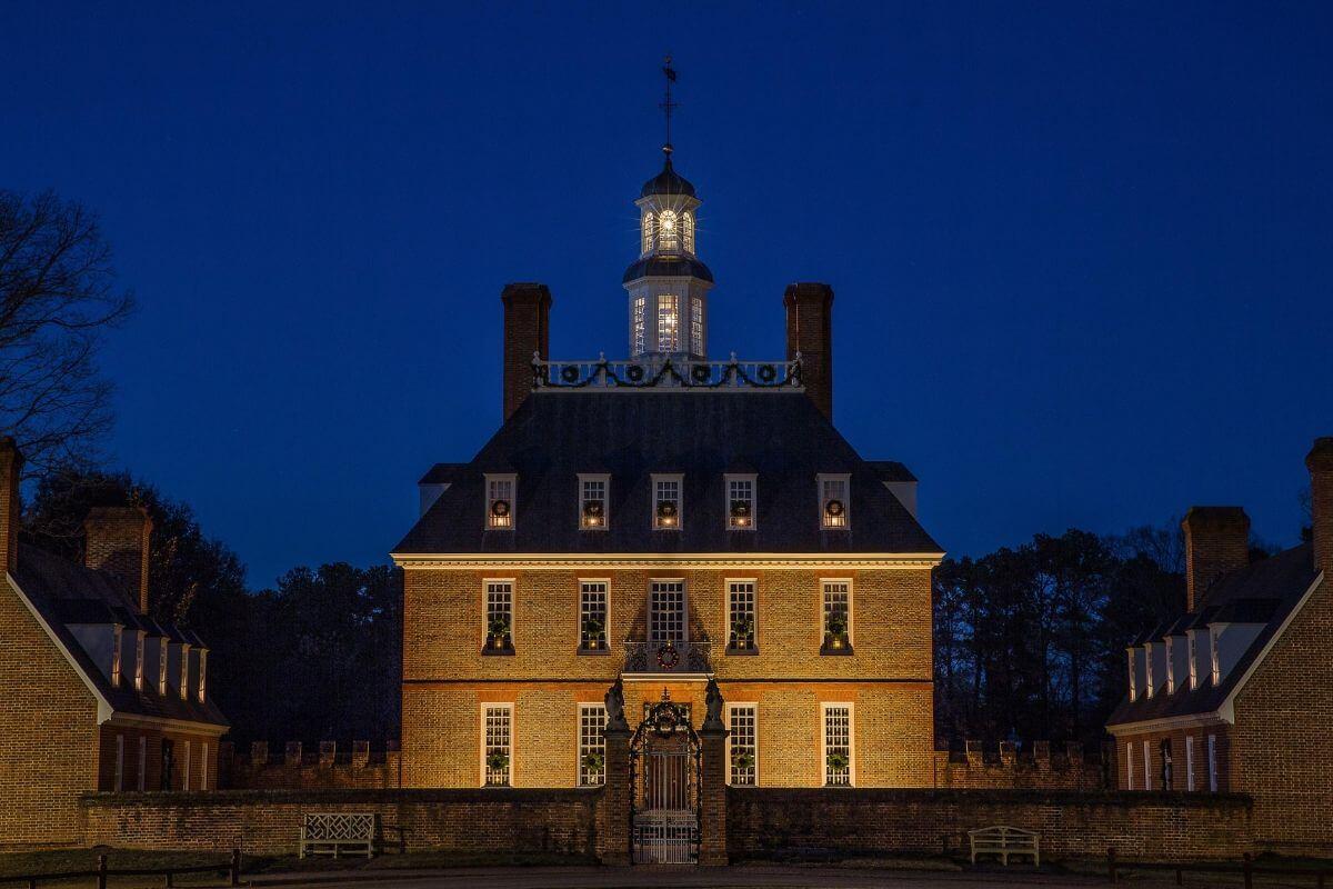 governor's palace Williamsburg