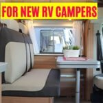 rv living camping must haves