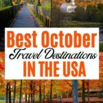 Perfect USA Travel Destinations for October