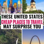 Cheap Places To Travel In The US with Kids