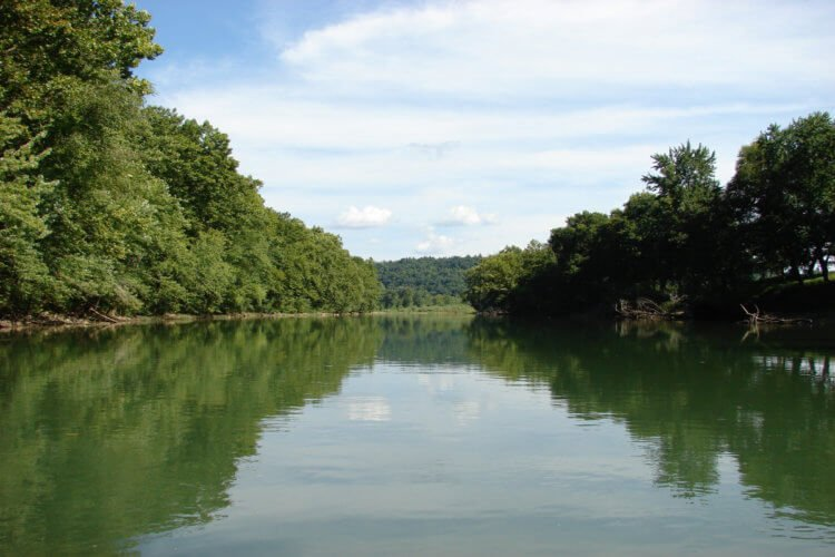 Gasconade River Missouri