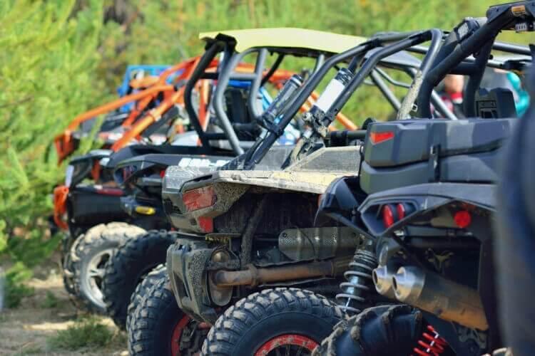 Tennessee ATV Trail riding