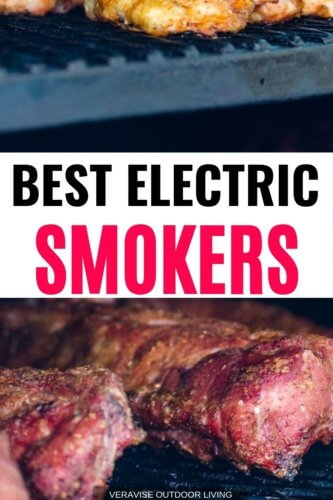 best electric smokers to buy