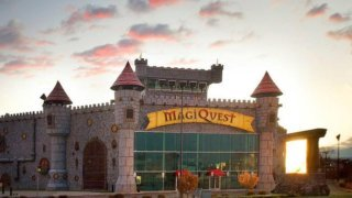 Interactive World of MagiQuest Admission in Pigeon Forge