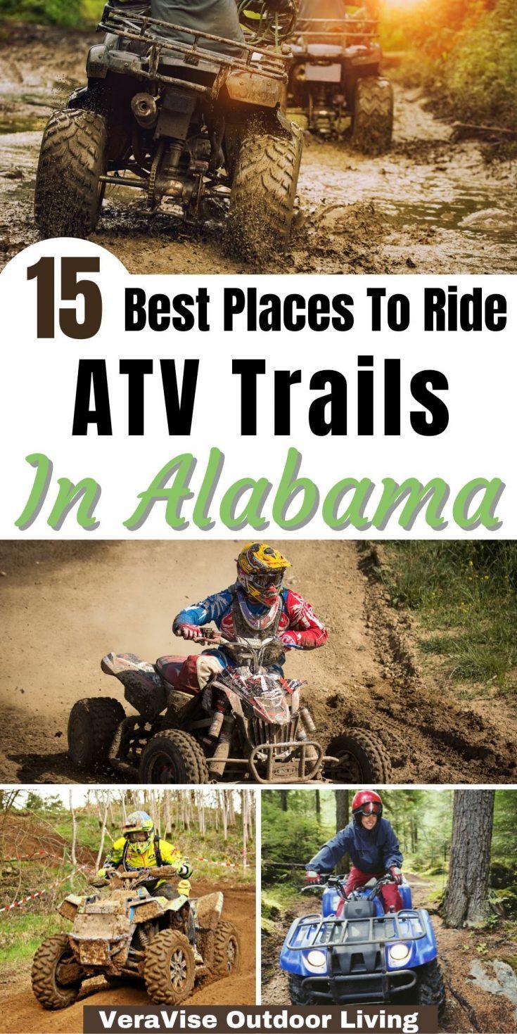 ATV trails in Alabama