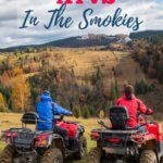 ATV trails in the Smoky Mountains
