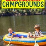 Kid Friendly Campgrounds in Smoky Mountains