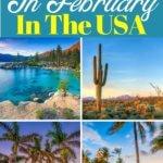 USA February Travel Destinations