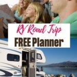 RV Trip Planner FREE Printable