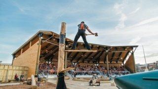 Paula Deen's Lumberjack Feud - Show Ticket