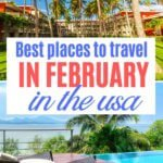 USA travel destinations to escape the cold this winter