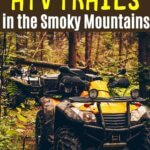 ATV trails near Pigeon Forge, TN