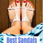 Best sandals for wide feet
