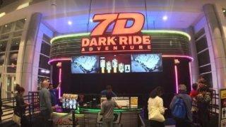 7D Dark Ride Adventure Pigeon Forge