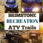 brimstone recreation atv trails tennessee