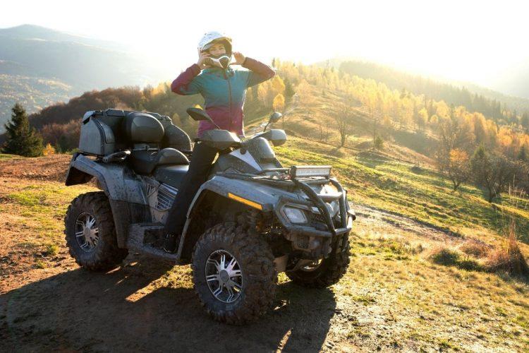ATVs in The Smokies