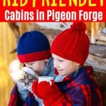 kid friendly cabin rentals in tennessee