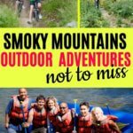 smoky mountains outdoor attractions