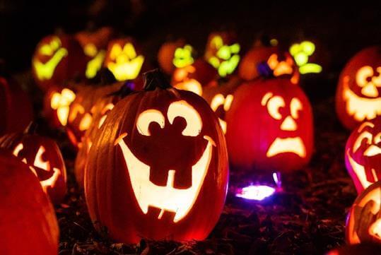 great pumpkin illumination