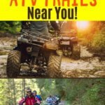 The best ATV trails near you