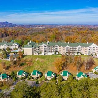 hotels in pigeon forge near dollywood