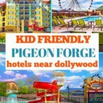 hotels with family suites near dollywood