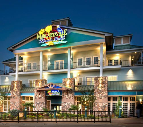 Margaritaville Island Hotel, Pigeon Forge