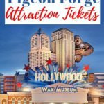 Pigeon Forge Attraction Tickets