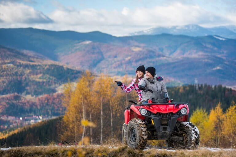 atv trails in smoky mountains