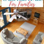 Family friendly cabins in Pigeon Forge, TN