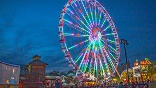 The Great Smoky Mountain Wheel