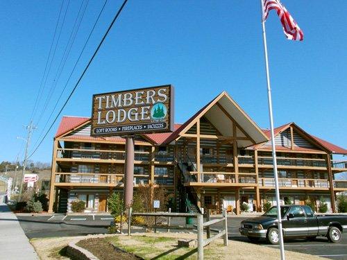 Timbers Lodge Pigeon Forge