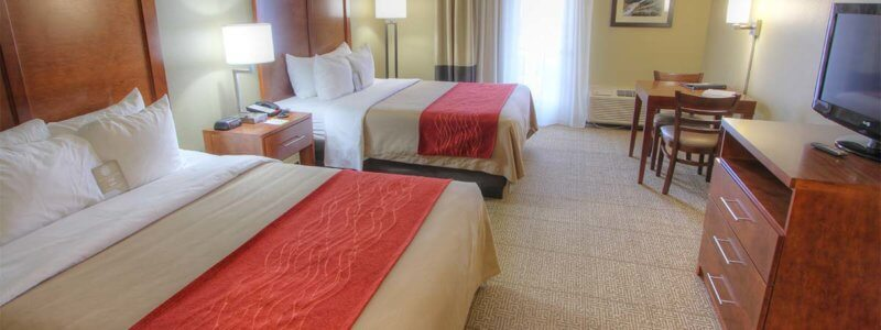 Comfort Inn and Suites at Dollywood Lane