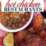 Nashville Hot Chicken Restaurants