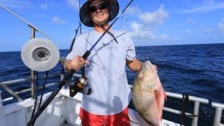 Half-Day Fishing Trip in Fort Lauderdale