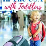 Don't stop traveling, take the toddlers with you