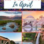 United States Travel in April
