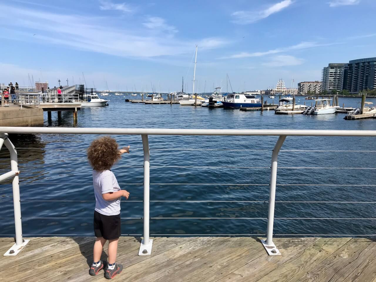 Boston, MA with Toddlers