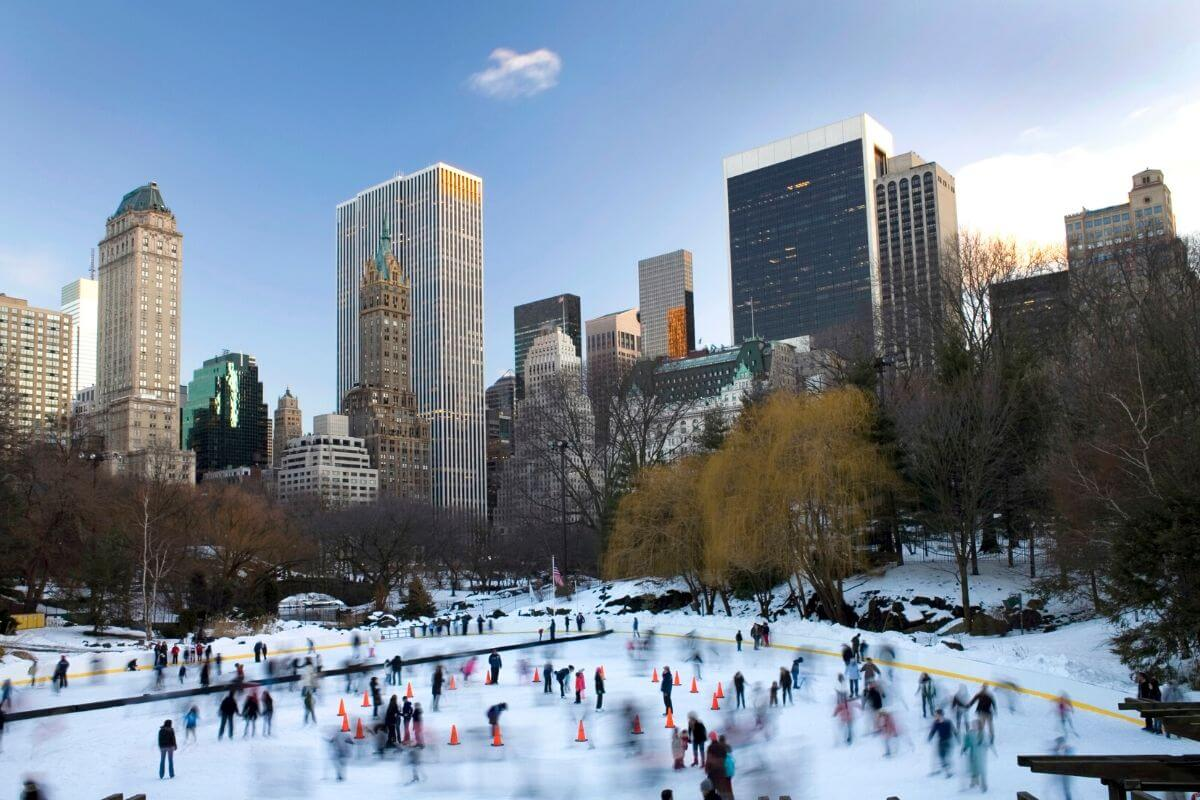 Best US travel destination in January to ring in the New Year- New York