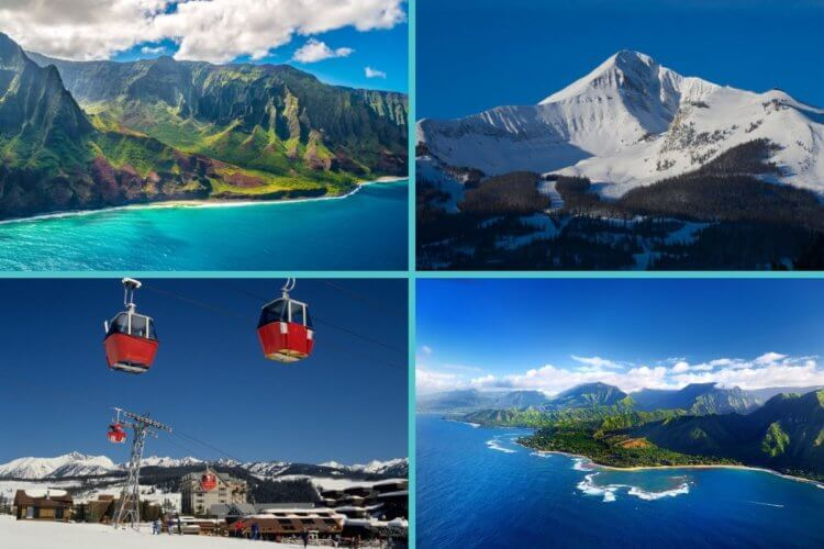 Best Places To Travel In The January In The US For a Winter Vacation