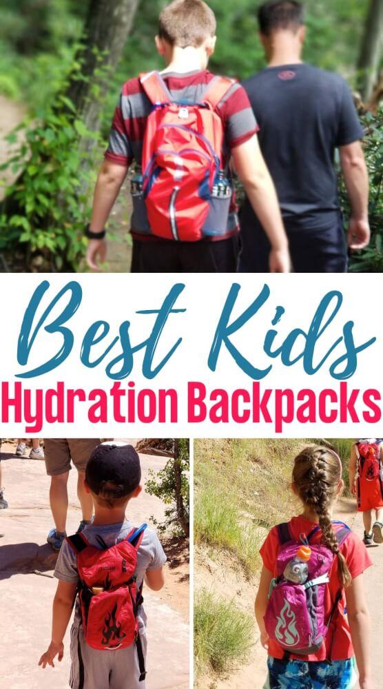 Best kids hydration backpacks