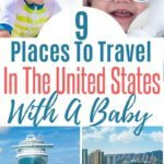 places to travel with a baby