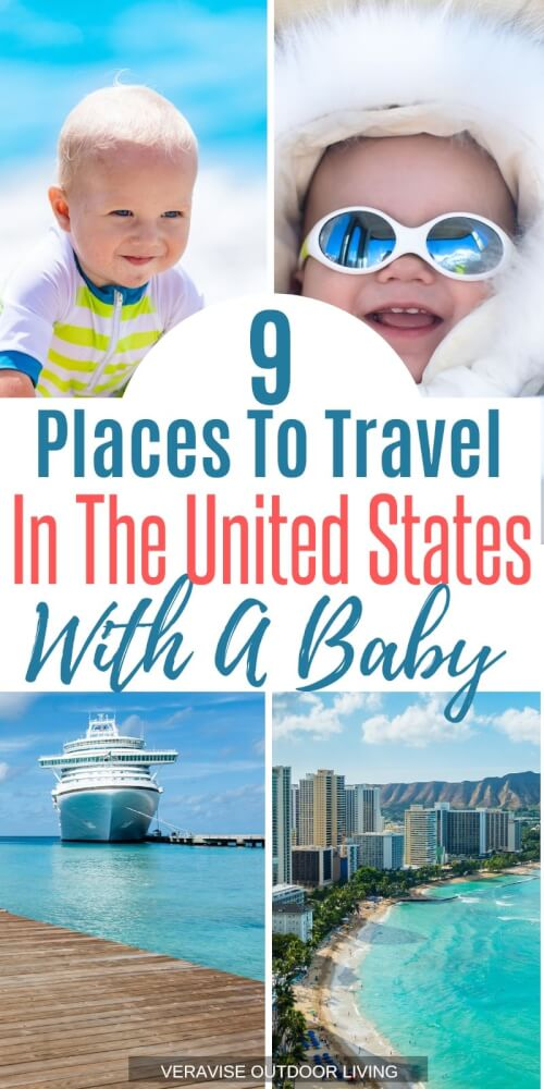 best places to travel in the us with a baby