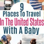 best vacations with a baby